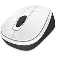 MOUSE MS MOBILE 3500 WLSS WHITE
