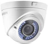 CAMARA 2MP HIKVISION TURBO DOMO IR40 IP66 VF