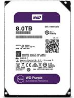 HD 8TB WESTERN DIGITAL PURPLE 3.5 SATA 5400 256MB