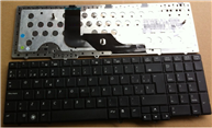 TECLADO ESPA?OL HP 6440B BLACK  Without Point stick