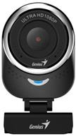WEBCAM GENIUS QCAM 6000 1080P 30FPS C/MIC BLACK