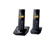 TEL. INALAMBR 1.9 GHZ NEGRO DOBLE AURICULAR
