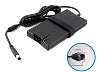 XK850 DELL Ac Adapter (octagonal tip/ 19.5V/ 3.34A/ 65 W)  Does NOT include power cord