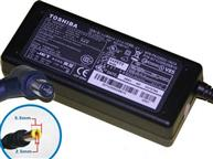 AdapCorp  PA3822U-1ACA -ADC  TS  For Toshiba ultabook  19V 2.37A 45W 5.5X2.5 ( Portege Z830-K01S ) wall charger with clip and box