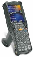 Gun, 802.11a/b/g/n, 1D Standard Laser (SE965), VGA Color, 512MB RAM/2GB Flash, 53 Key, CE 7.0, BT