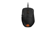 MOUSE STEEL SERIES RIVAL 500 BLACK CPI 16000