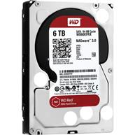 HD 6TB WESTERN DIGITAL RED 3.5 NAS SATA 5400 64MB