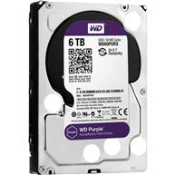 HD 6TB WESTERN DIGITAL PURPLE 3.5 64MB